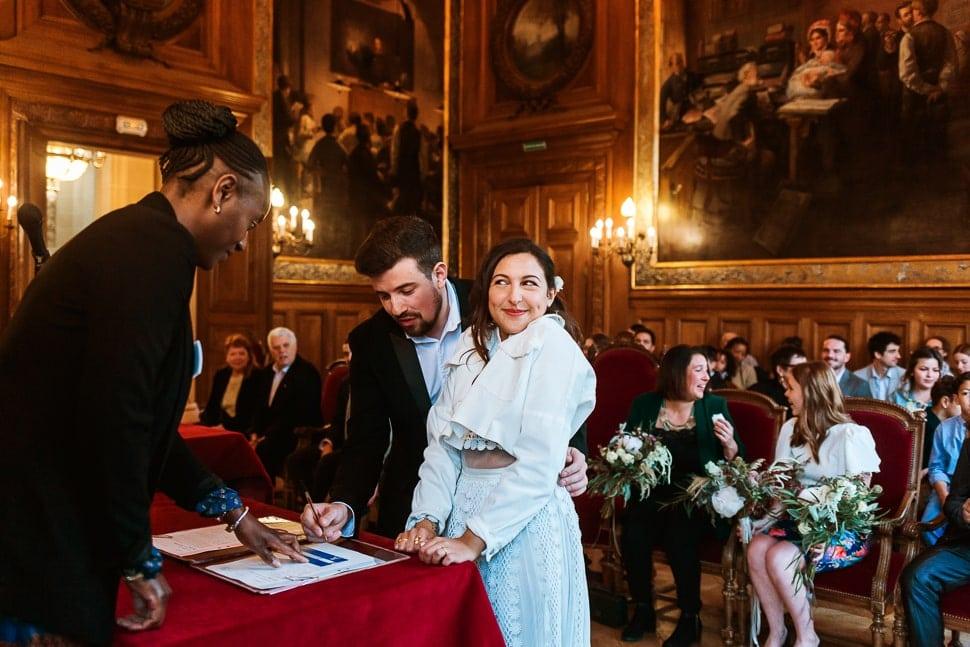 Mariage aux bonnes joies prés de Paris - Maxime Décarsin Photographe