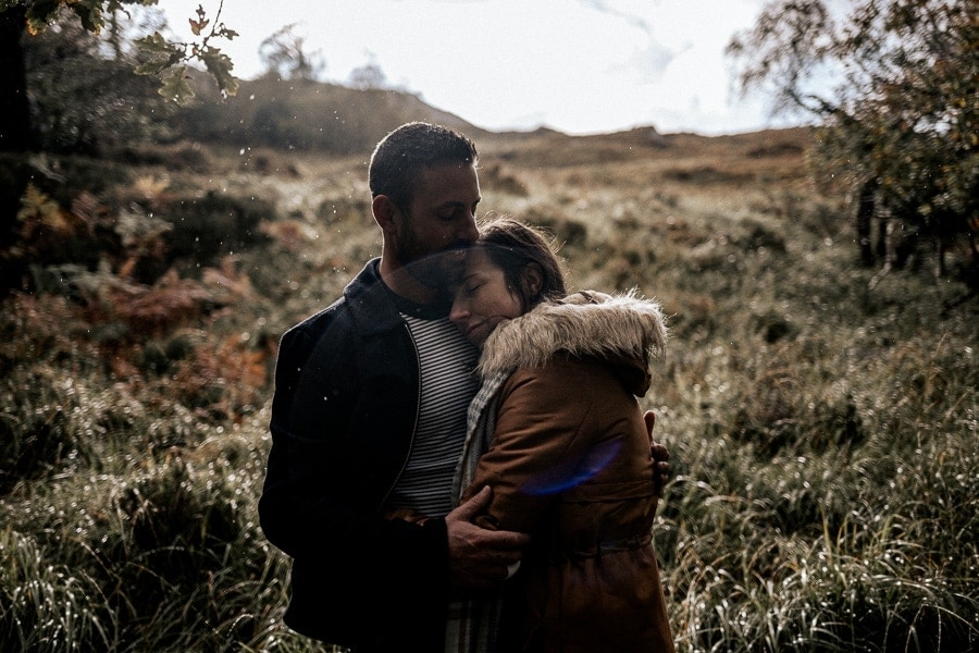 prewedding engagement en Irlande killarney maxime decarsin